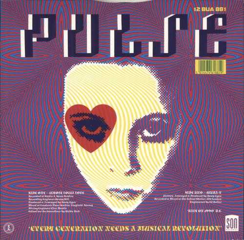 "Pulse [Dance] Whole Lotta Love 12"" vinyl single (12 inch record / Maxi-single) UK Z9612WH726104"