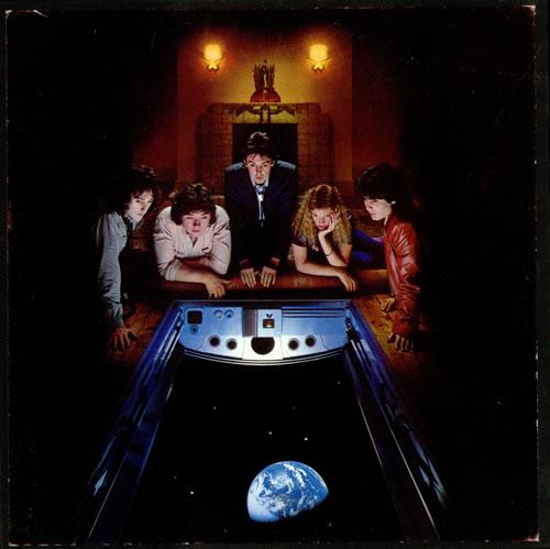 Paul McCartney and Wings Back To The Egg - Box + LP Vinyl Box Set German MCCVXBA527296