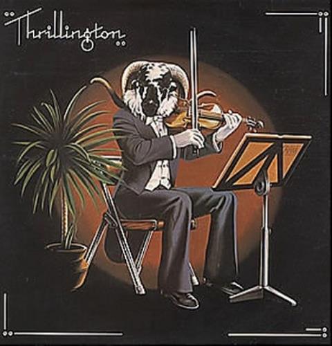 Percy Thrillington Thrillington Factory Sample Uk Vinyl