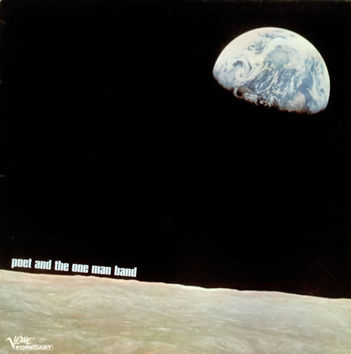 Poet & The One Man Band Poet And The One Man Band vinyl LP album (LP record) UK PMBLPPO240741