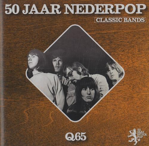 50 jaar nederpop rare Q'65 50 Jaar Nederpop   Classic Bands Dutch CD album (CDLP) (454878) 50 jaar nederpop rare