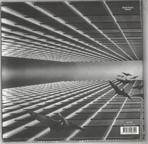 Quatermass Quatermass - 180gm Silver Vinyl - Sealed UK vinyl LP album (LP  record) (731958)