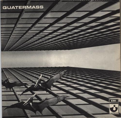Quatermass Quatermass - 1st - EX vinyl LP album (LP record) UK QUALPQU480181