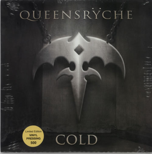 "Queensryche Cold 7"" vinyl single (7 inch record) US QRY07CO600926"