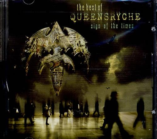 Queensryche Sign Of The Times: The Best Of CD album (CDLP) US QRYCDSI463424