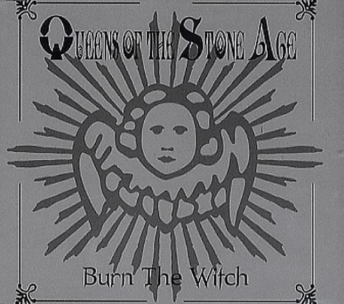 """Queens Of The Stone Age Burn The Witch CD single (CD5 / 5"""") UK QOSC5BU347690"""