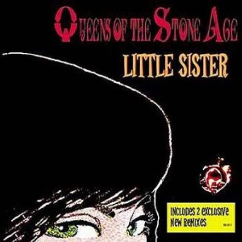 Queens Of The Stone Age Little Sister CD/DVD single set UK QOSSDLI319355