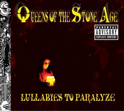 Queens Of The Stone Age Lullabies To Paralyze 2-disc CD/DVD set UK QOS2DLU319373