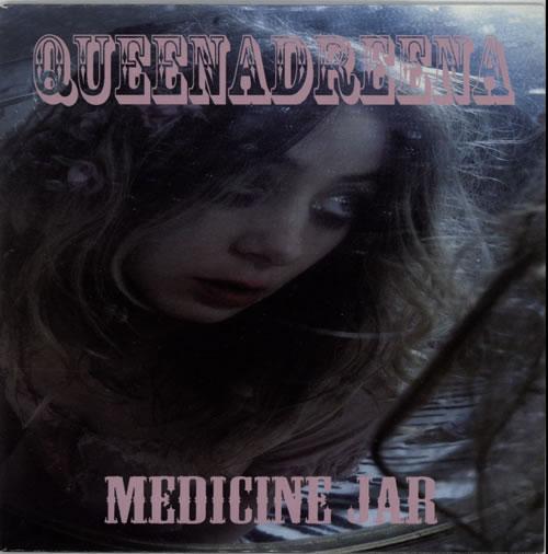 """Queen Adreena Medicine Jar CD single (CD5 / 5"""") UK QADC5ME326464"""