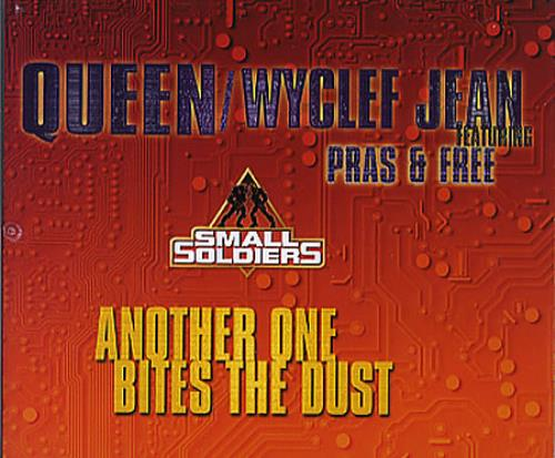 """Queen Another One Bites The Dust CD single (CD5 / 5"""") UK QUEC5AN164740"""