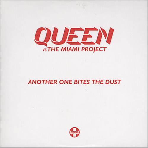 """Queen Another One Bites The Dust CD single (CD5 / 5"""") UK QUEC5AN384942"""