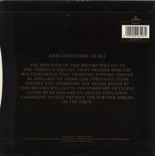 "Queen Bohemian Rhapsody - EX 7"" vinyl single (7 inch record) UK QUE07BO767888"
