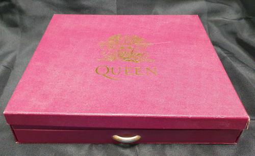 Queen Box Of Tricks - Cassette Edition Cassette Box UK QUEXCBO393243
