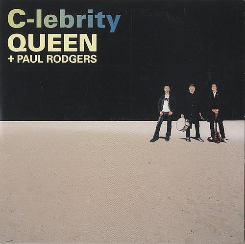 """Queen C-lebrity CD single (CD5 / 5"""") UK QUEC5CL452709"""