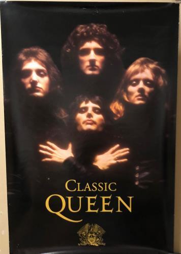 Queen Classic Queen poster US QUEPOCL723422
