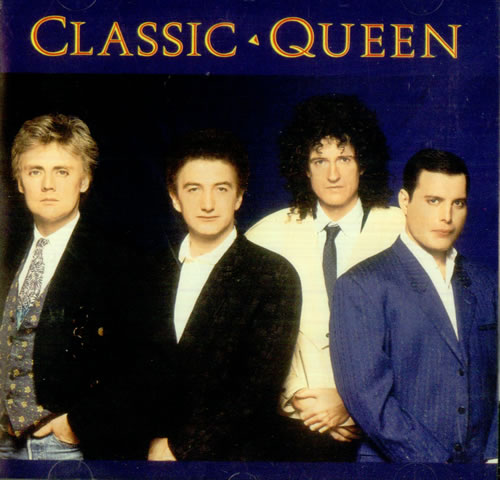 Queen Classic Queen CD album (CDLP) US QUECDCL09435