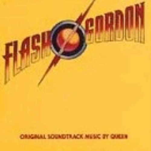 Queen Flash Gordon CD album (CDLP) UK QUECDFL248661