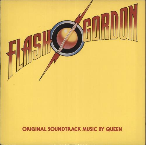 Queen Flash Gordon vinyl LP album (LP record) UK QUELPFL660687