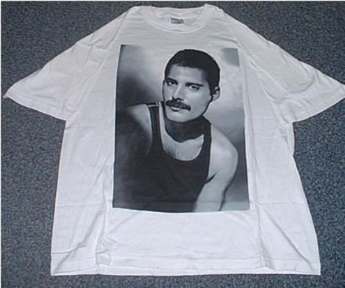 Queen Freddie Mercurys 50th Birthday Party 1996 T Shirt UK QUETSFR224068