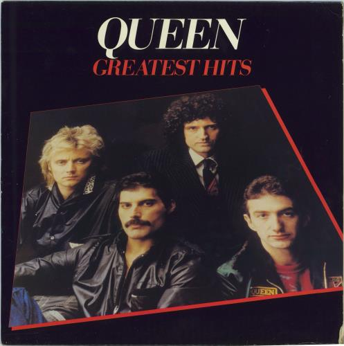 Queen Greatest Hits - EX vinyl LP album (LP record) UK QUELPGR214463