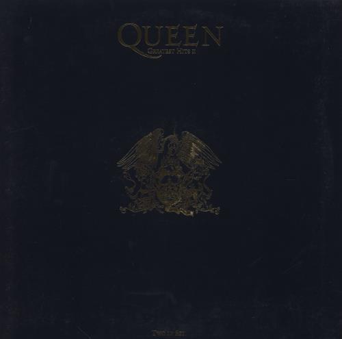 Queen Greatest Hits II - 180gm Vinyl 2-LP vinyl record set (Double Album) UK QUE2LGR752338
