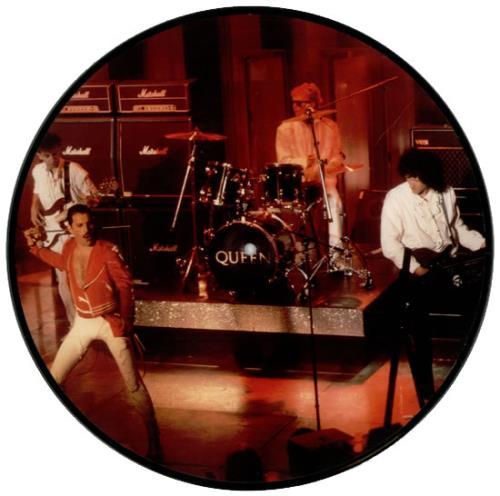 Queen Greatest Hits Bulgarian Picture Disc Lp Vinyl