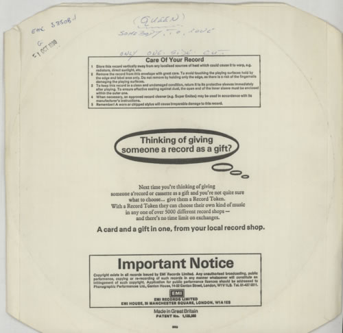 Queen Greatest Hits/Champions - Test Pressing vinyl LP album (LP record) UK QUELPGR613640