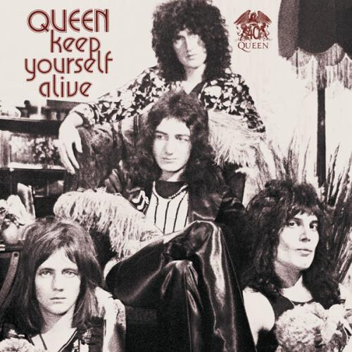 "Queen Keep Yourself Alive - Record Store Day 7"" vinyl single (7 inch record) US QUE07KE536989"