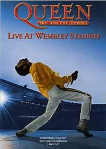 Queen Live At Wembley Stadium handbill UK QUEHBLI269199