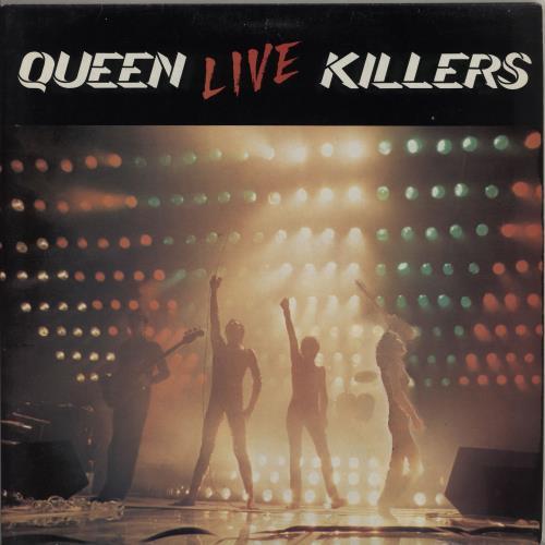Queen Live Killers - EX 2-LP vinyl record set (Double Album) UK QUE2LLI585747