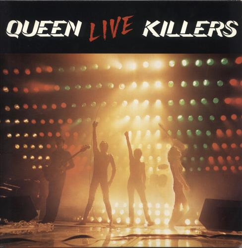Queen Live Killers - Red & Green Vinyl 2-LP vinyl record set (Double Album) Japanese QUE2LLI463958