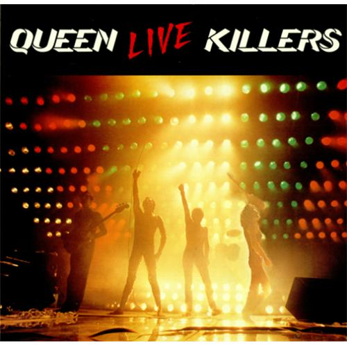 Keys Made Near Me >> Queen Live Killers UK 2-LP vinyl record set (Double Album