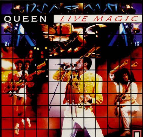 Queen Live Magic Korean Vinyl Lp Album Lp Record 350079