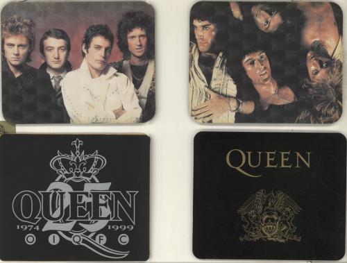Queen Mousemats memorabilia UK QUEMMMO699487