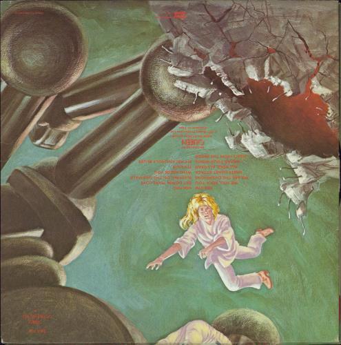 Queen News Of The World - 1st - VG vinyl LP album (LP record) UK QUELPNE771315