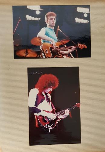 Queen Photo Albums memorabilia UK QUEMMPH677494