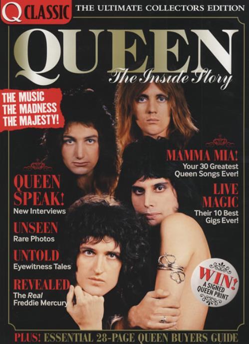 Queen Q Magazine UK magazine (428019)