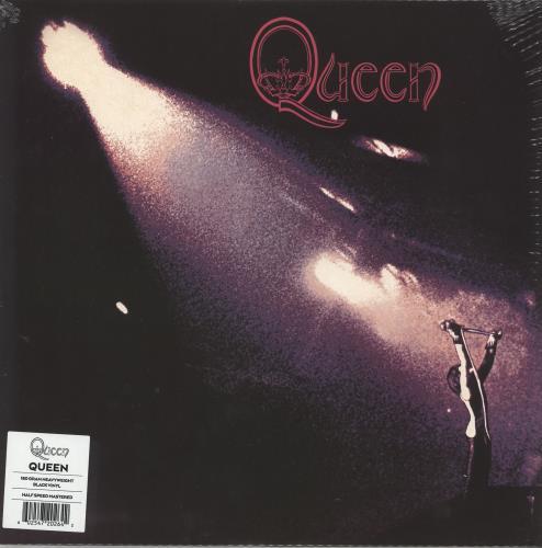 Queen Queen - 180gram Vinyl - Sealed vinyl LP album (LP record) German QUELPQU724302