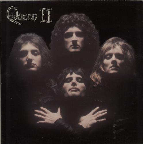 Queen Queen II - 2nd - EX vinyl LP album (LP record) UK QUELPQU652002