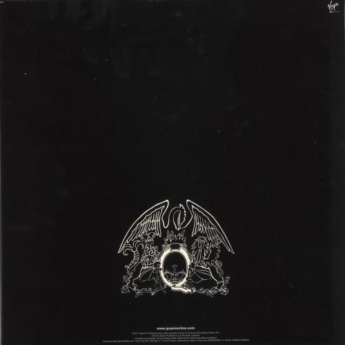 Queen Queen II- 180 Gram vinyl LP album (LP record) German QUELPQU724303