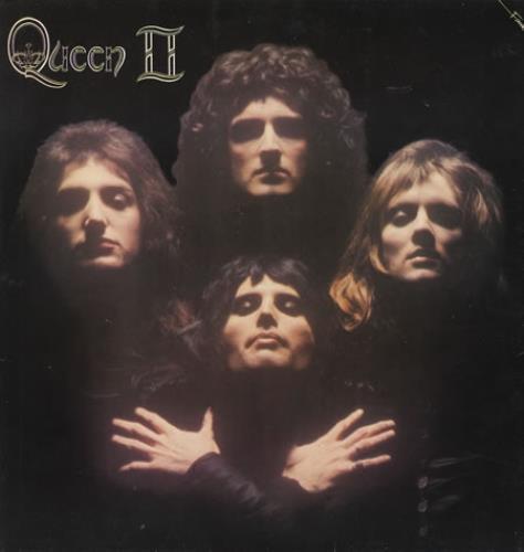 Queen Queen II vinyl LP album (LP record) UK QUELPQU244253