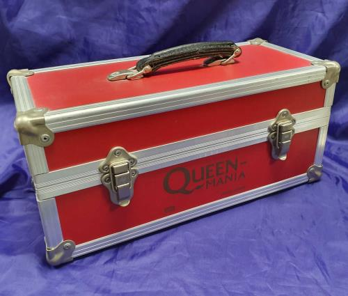 Queen Queen Mania box set UK QUEBXQU722838