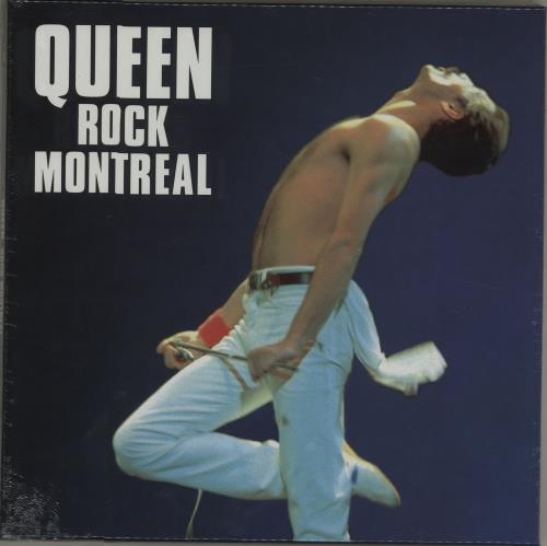 Queen Queen Rock Montreal - Sealed 3-LP vinyl record set (Triple Album) UK QUE3LQU416134