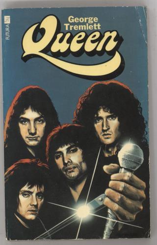 Queen Queen book UK QUEBKQU219613