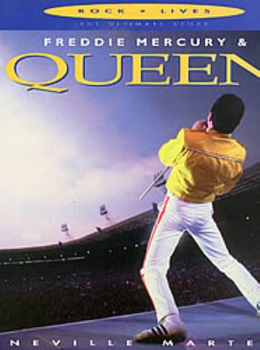 Queen Rock Lives - The Ulitimate Story book UK QUEBKRO219545