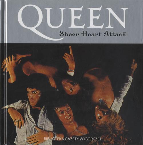 Queen Sheer Heart Attack - Sealed CD album (CDLP) Polish QUECDSH463637