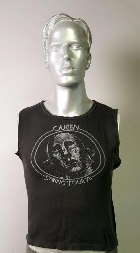 Queen Spring Tour '78 + T-Shirt tour programme UK QUETRSP656279