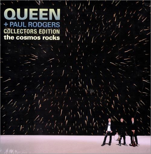 Queen The Cosmos Rocks - Collectors Edition box set US QUEBXTH485253