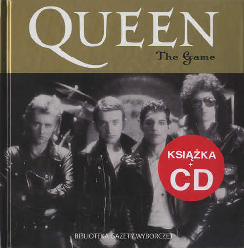 Queen The Game - Sealed CD album (CDLP) Polish QUECDTH463635