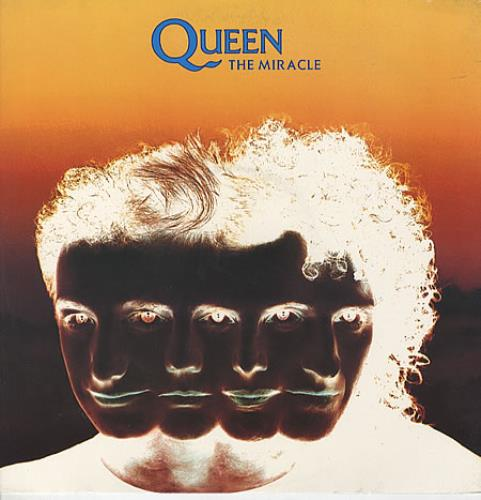 "Queen The Miracle 12"" vinyl single (12 inch record / Maxi-single) UK QUE12TH100299"